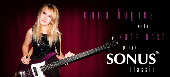 Please welcome Emma Hughes from Kate Nash to the ZON family!!!